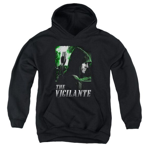 Arrow Star City Defender Youth Pull Over Hoodie