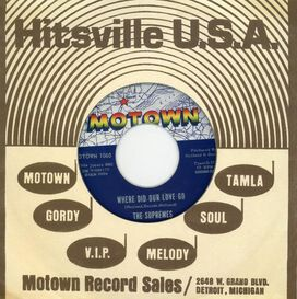 Various Artists - Complete Motown Singles, Vol. 4: 1964