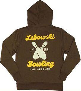 Big Lebowski Bowling Hoodie