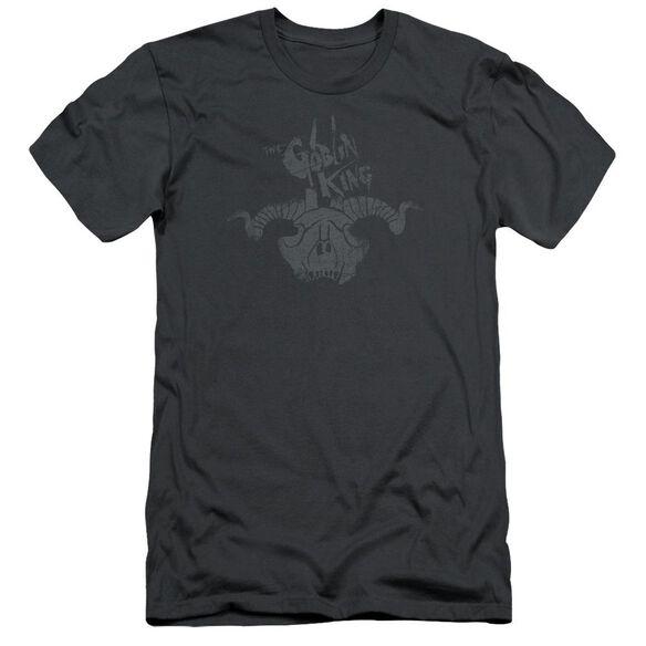 The Hobbit Golin King Symbol Short Sleeve Adult T-Shirt