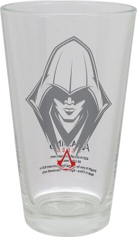 Assassins Creed Faces Pint Glass Set