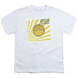 Sun Fourty Five Short Sleeve Youth T-Shirt