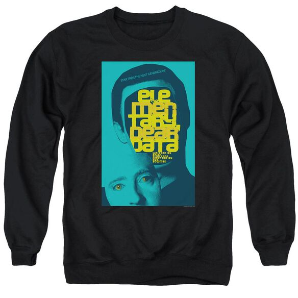 Star Trek Tng Season 2 Episode 3 Adult Crewneck Sweatshirt