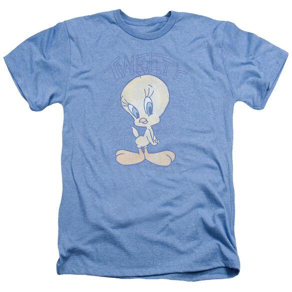 Looney Tunes Tweety Fade Adult Heather Light