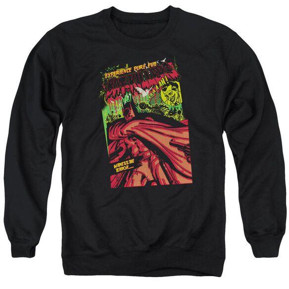 Batman Bat Killers Adult Crewneck Sweatshirt