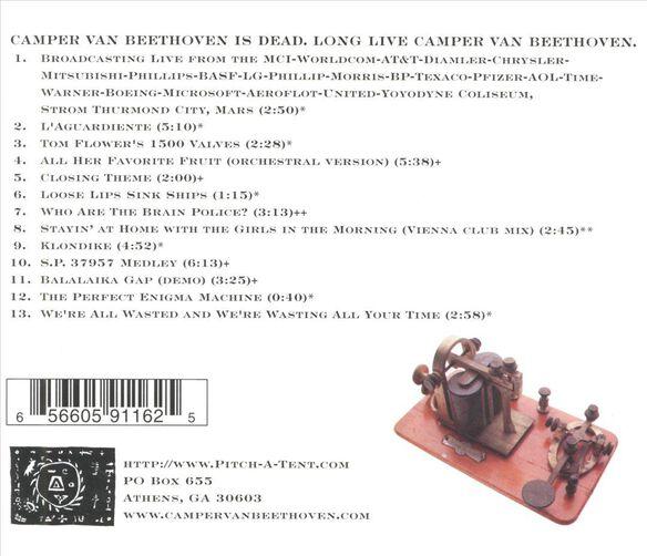 Camper Van Beethoven Is