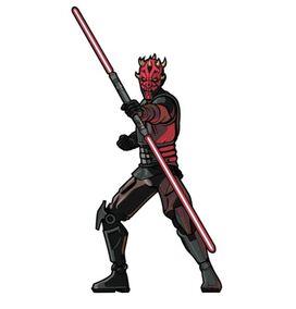 Star Wars - Clone Wars Darth Maul FiGPiN