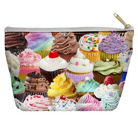 Cupcakes Accessory Pouch