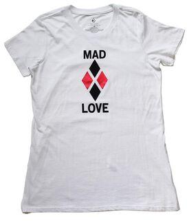 Harleq Quinn-Mad Love Diamond Women's T-Shirt