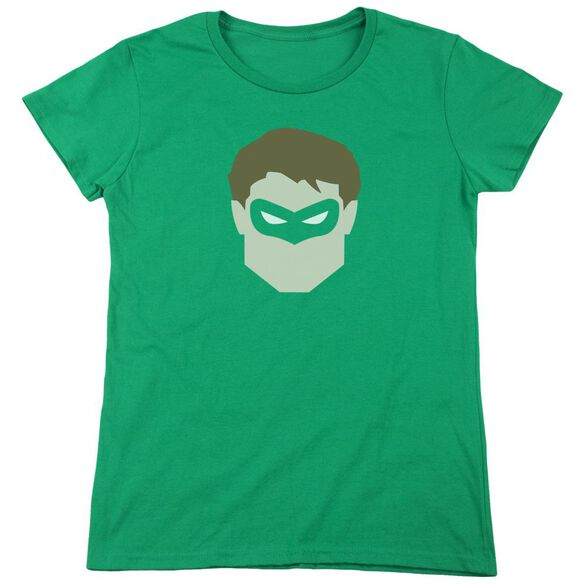 Dc Gl Head Short Sleeve Womens Tee Kelly T-Shirt