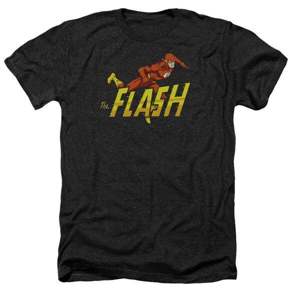 Dc Flash 8 Bit Flash Adult Heather