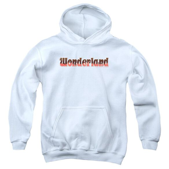 Zenoscope Wonderland Logo Youth Pull Over Hoodie