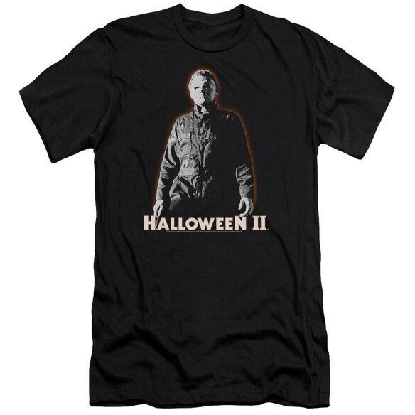 Halloween Ii Michael Myers Premuim Canvas Adult Slim Fit