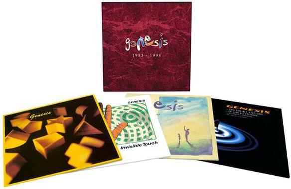 Genesis - 1983-1998