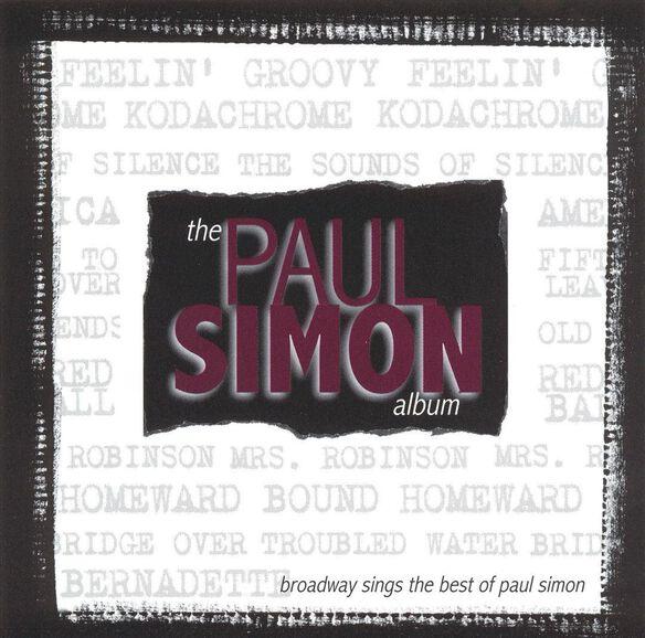 The Paul Simon Album 0998