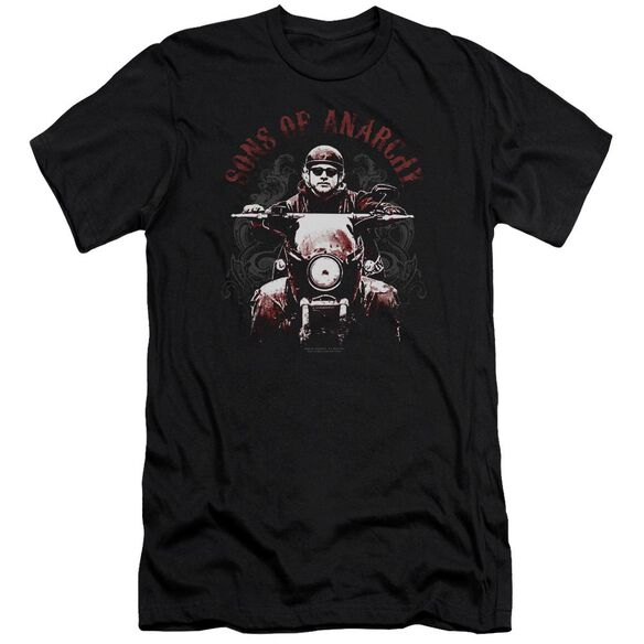 Sons Of Anarchy Ride On Premuim Canvas Adult Slim Fit