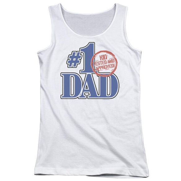 Kid Tested Juniors Tank Top