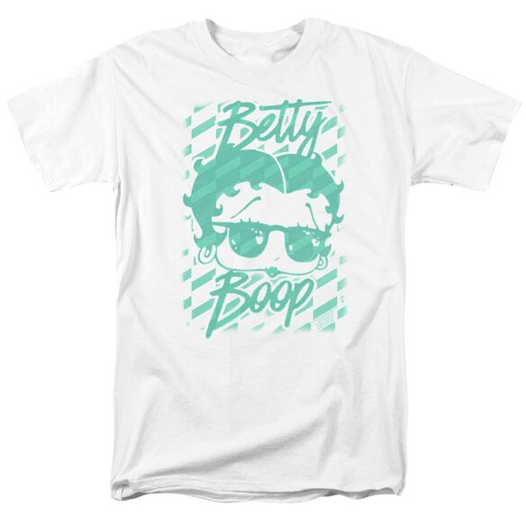 Betty Boop Summer Shades Short Sleeve Adult T-Shirt