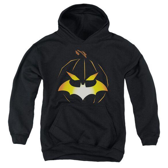 Batman Jack O'bat Youth Pull Over Hoodie