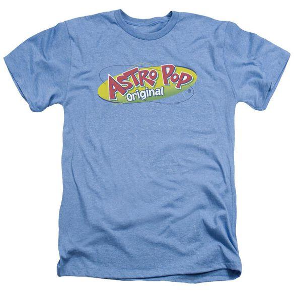 Astro Pop Logo Adult Heather Light