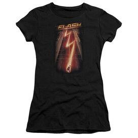 The Flash Flash Ave Short Sleeve Junior Sheer T-Shirt