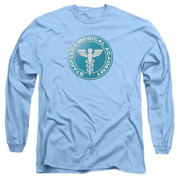 Star Trek Medical Long Sleeve Adult Carolina T-Shirt