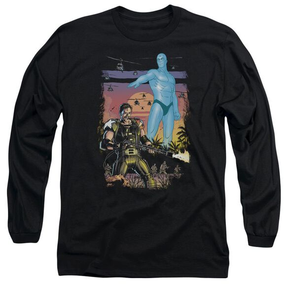 Watchmen Winning The War Long Sleeve Adult T-Shirt
