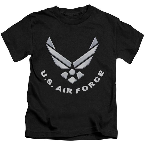 Air Force Logo Short Sleeve Juvenile T-Shirt