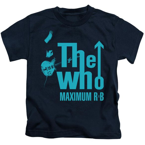 The Who Maximum R&B Short Sleeve Juvenile T-Shirt
