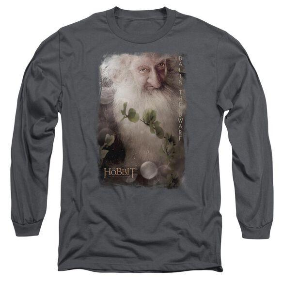 The Hobbit Balin Long Sleeve Adult T-Shirt