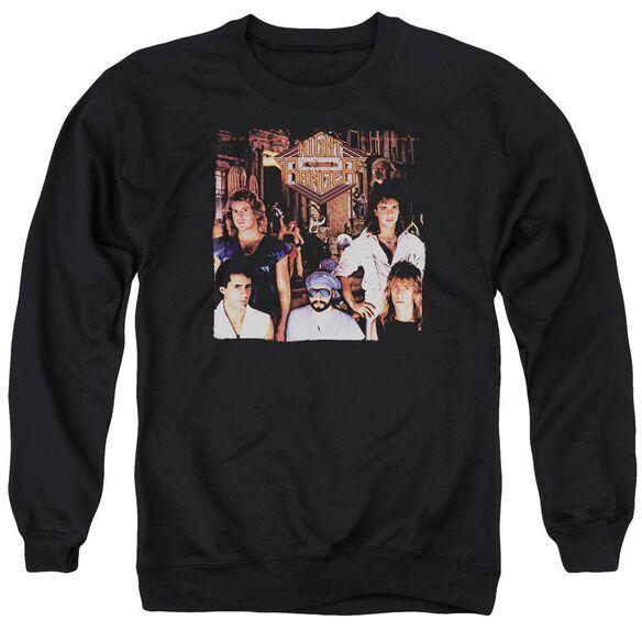 Night Ranger Midnight Madness Adult Crewneck Sweatshirt