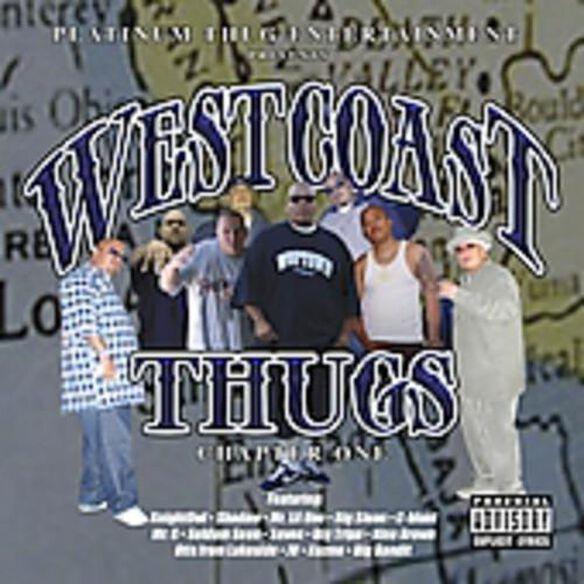 West Coast Thugs / Various