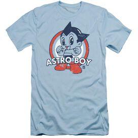 Astro Boy Target Short Sleeve Adult Light T-Shirt