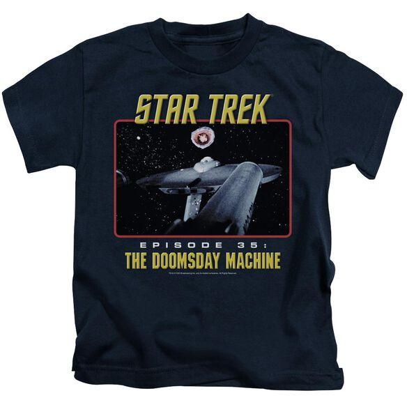 ST ORIGINAL THE DOOMSDAY MACHINE-S/S T-Shirt