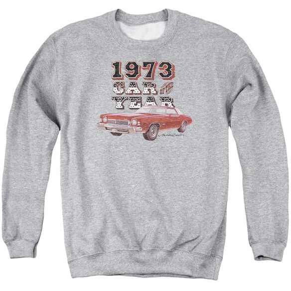 Chevrolet Car Of The Year Adult Crewneck Sweatshirt Athletic