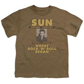 Sun Sun Ad Short Sleeve Youth Safari T-Shirt