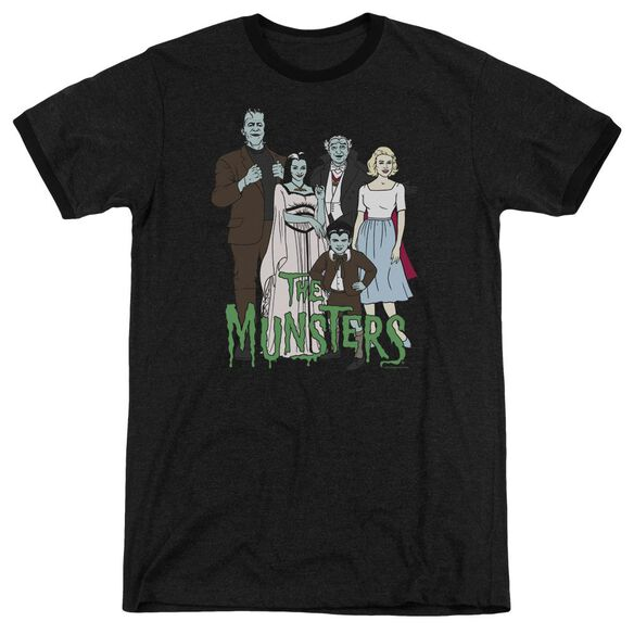 The Munsters The Family Adult Heather Ringer