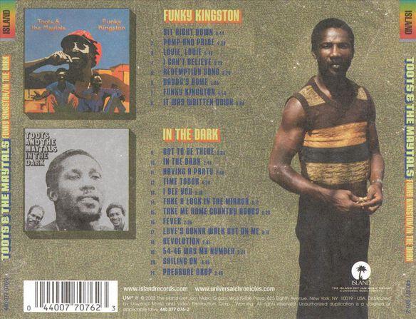 Funky Kingston / In The Dark (Dlx) (Rmst)