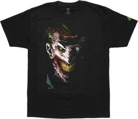 Joker Mask T-Shirt