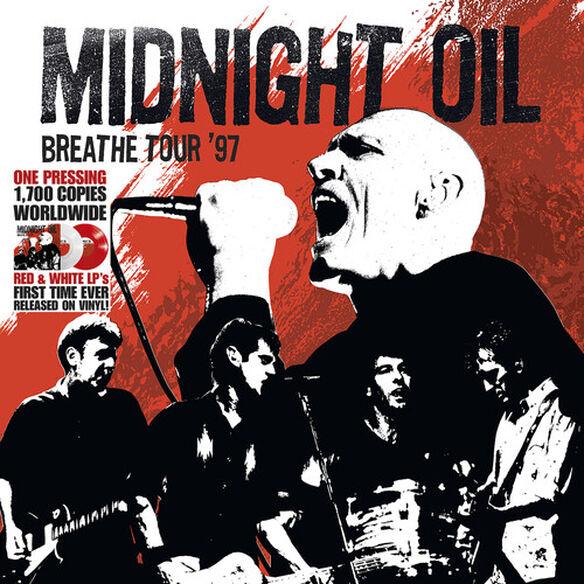 Midnight Oil - Breathe Tour '97