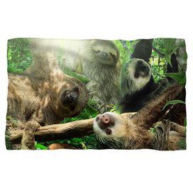 Sloth Club Fleece Blanket