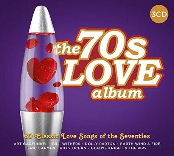 70 S Love Album / Various (Uk)