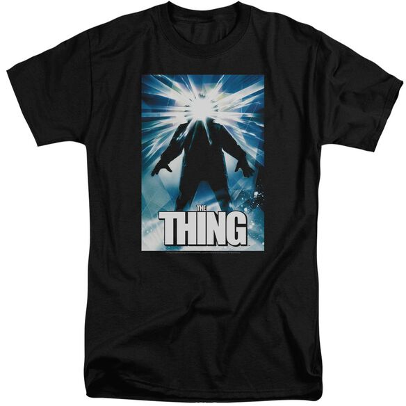 Thing Poster Short Sleeve Adult Tall T-Shirt