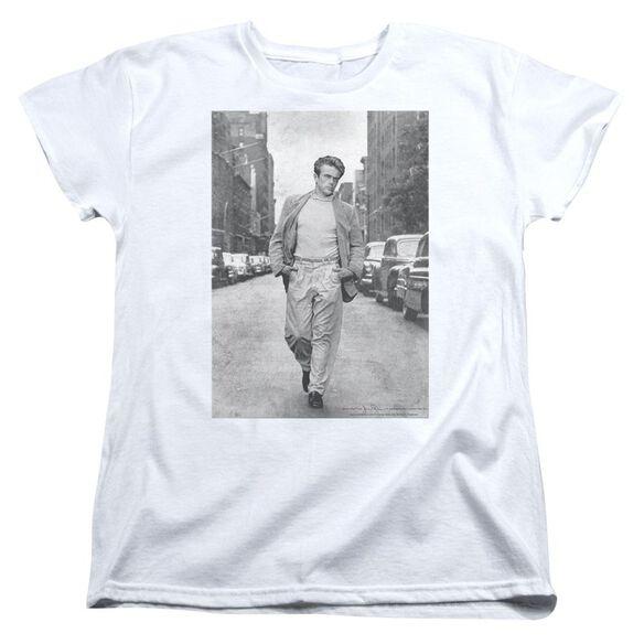 Dean Walk The Walk Short Sleeve Womens Tee T-Shirt