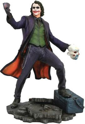 Diamond Select: DC Gallery - Batman Dark Knight Movie Joker PVC Figure