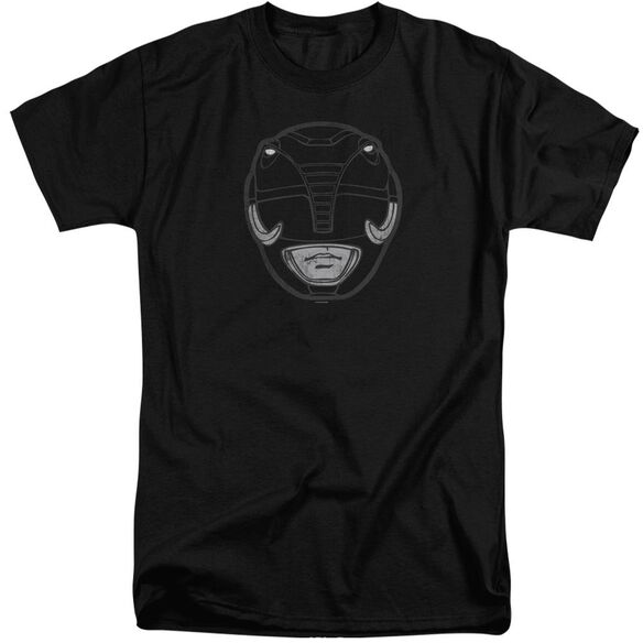 Power Rangers Ranger Mask Short Sleeve Adult Tall T-Shirt