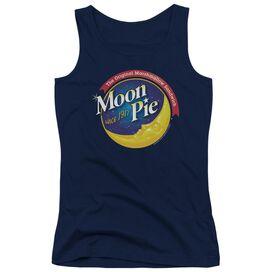 Moon Pie Current Logo Juniors Tank Top