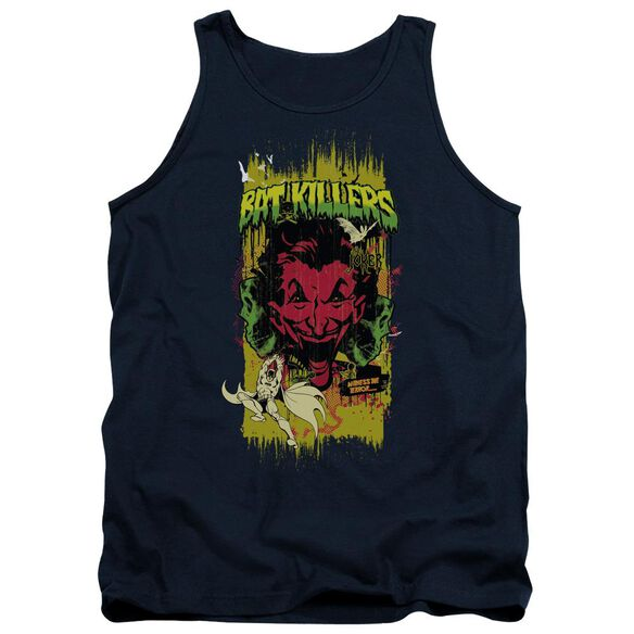 Batman Bat Killers 2 Adult Tank