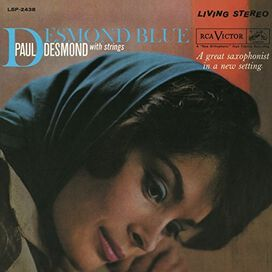 Paul Desmond - Desmond Blue
