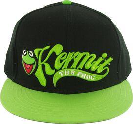 Muppets Kermit Script Name Hat